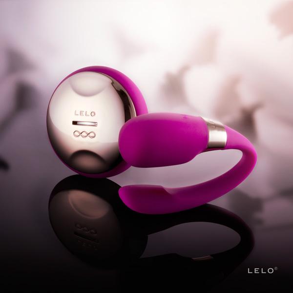 瑞典LELO-TIANI 3 deep rose US蒂阿妮3代情侶共振按摩器【無線遙控~玫瑰紫】