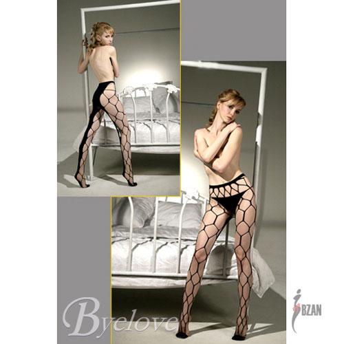 【IBZAN】網襪系列-大浪淘沙連褲網襪