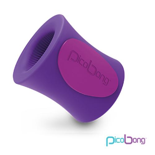 瑞典PicoBong*BLOWHOLE M-CUP 強勁自慰杯(6種強勁振動模式) 紫