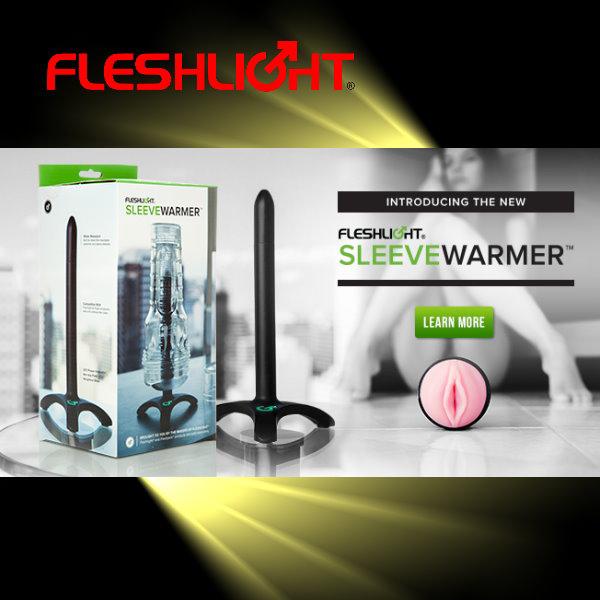 美國Fleshlight-Fleshlight 專屬加溫棒