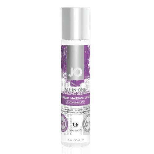 美國JO*ALLinONE Lavender油性潤滑液(1 floz / 30 mL)薰衣草味
