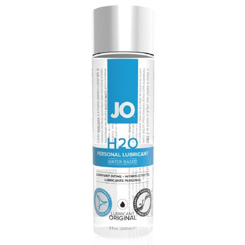 美國JO*JO H2O Lubricant 水溶性潤滑液8 floz / 240 mL