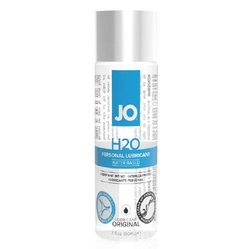 美國JO*H2O Water Based水溶性潤滑液_2 floz / 60 mL