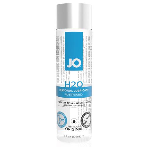 美國JO*JO H2O Lubricant水溶性潤滑液 4 floz / 120 mL