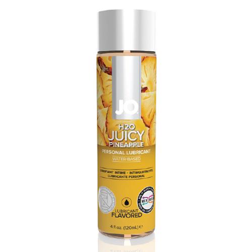 美國JO*NEW H2O Pineapple 潤滑液-鳳梨口味(可當口交液) 1 floz / 30 mL