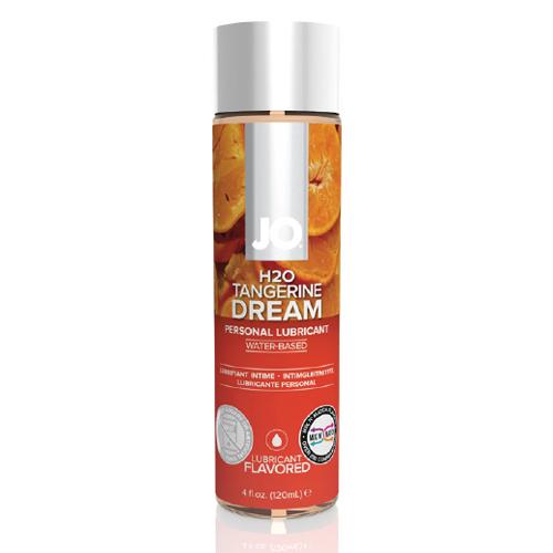 美國JO*NEW H2O潤滑液-橘子口味(可當口交液)1 floz / 30 mL
