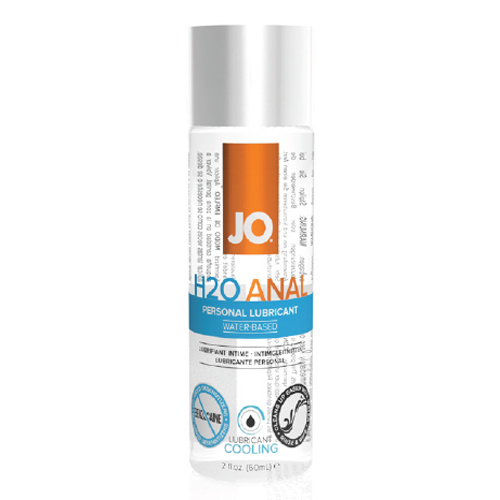 美國JO H2O水溶性潤滑液( 2 floz / 60 mL)冰爽型-後庭專用
