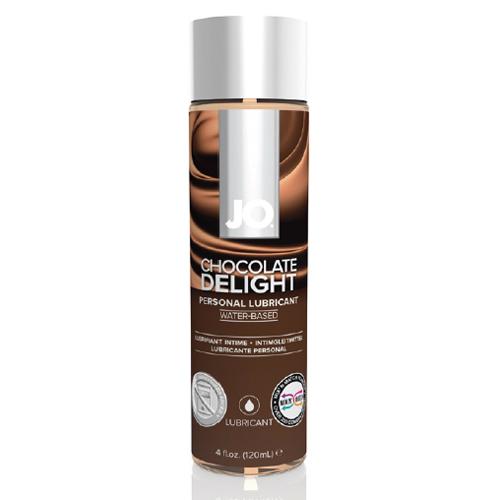 美國JO*NEW H2O潤滑液-巧克力口味(可當口交液) 1 floz / 30 mL