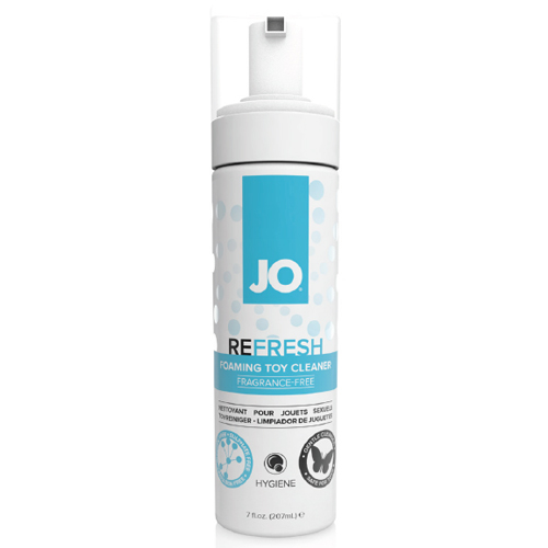 "美國JO*JO Toy Cleaner 7 floz / 207 mL玩具清潔劑"" /></p>