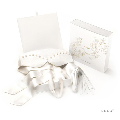 瑞典LELO-BRIDAL PLEASURE SET 愛情的新婚禮物