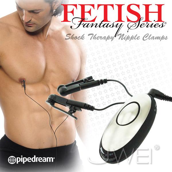 情趣用品-美國進口PIPEDREAM.Fetish Fantasy系列-電波脈衝激情乳夾