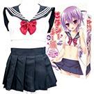 日本Tama Toys*性感水手服 偽娘用3L 制服(3L)