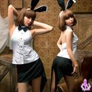 【Ayoka】率性十足!四件式兔女郎角色扮演服