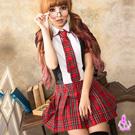 【Ayoka】萌漾學園!純真三件式學生角色扮演服