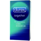 杜蕾斯DRUEX激情衛生套12入