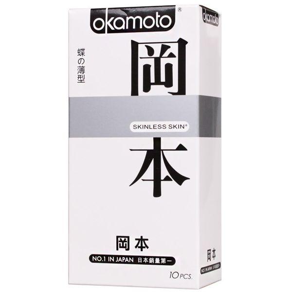 岡本okamoto蝶之薄型衛生套10片