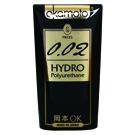 岡本okamoto-002水感勁薄荷衛生套(黑)6片