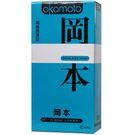 岡本okamoto潮感潤滑型衛生套10片