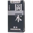 岡本okamoto混合潤薄型衛生套10片