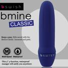 宜蘭頭城~薇婷~美國Bswish-Bmine Classic 5段變頻我的經典按摩器-藍-內有開箱文