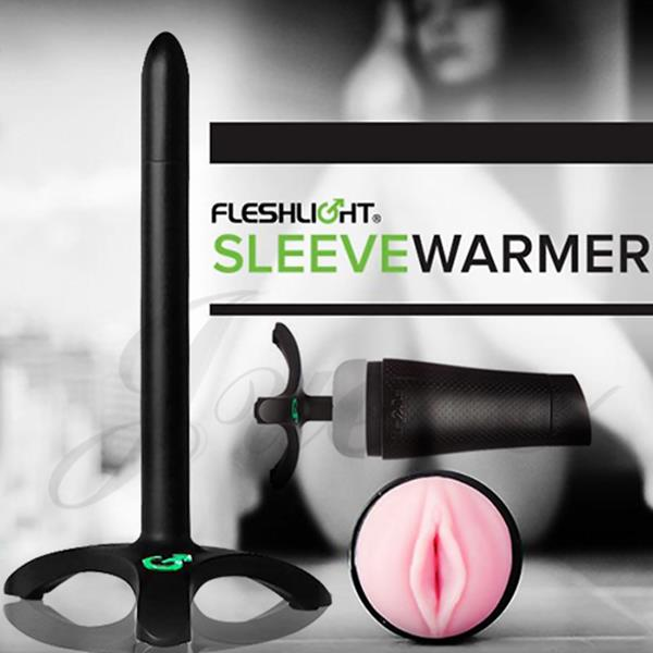 美國Fleshlight-Sleeve Warmer 專屬加溫棒