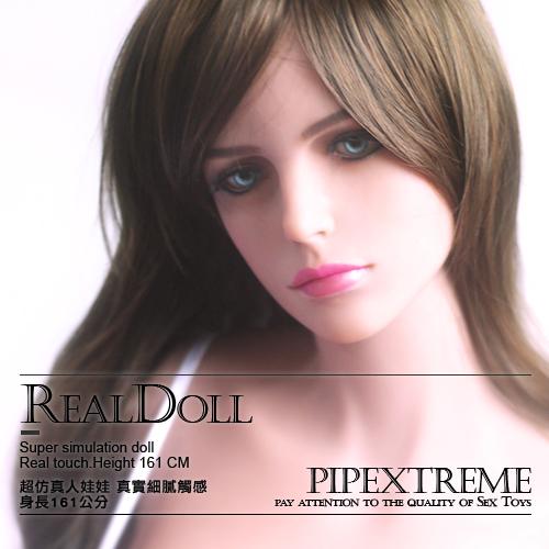 (限量特惠中)美國設計品牌真人矽膠娃娃-161cm-漢娜
