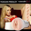 美國Fleshlight-Teagan Presley Trigger 布絲莉 觸動 陰唇手電筒自慰杯 飛機杯.自慰套