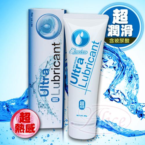 Chunhau.Ultra 新歡純天然水溶性潤滑液-超熱感(90g)