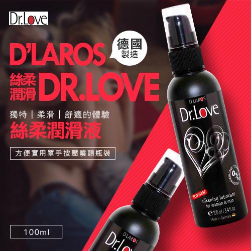 Dr.Love-絲柔矽性潤滑液100ml