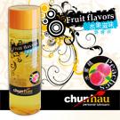 嘉義民雄-阿傑-居家常備最佳選擇--台灣 Chunhao Fruit flavors 水果滋味潤滑液(200ml) - 水蜜桃-內有開箱文 +贈送新體驗構造自慰套