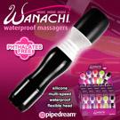 (免運商品)美國原裝進口PIPEDREAM.Mini Mini Mini Wanachi 美式AV女優按摩棒S(黑)