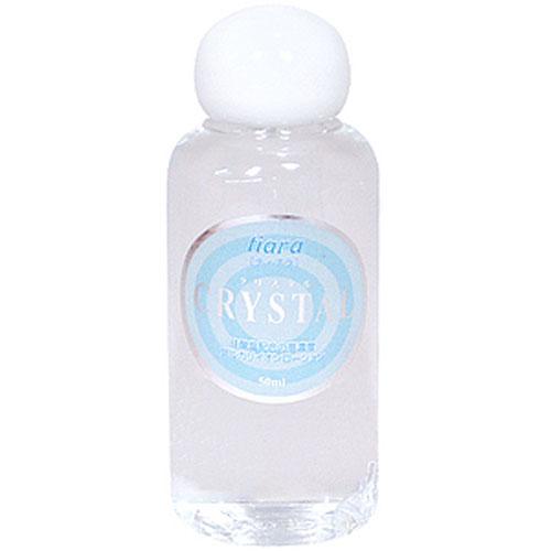 情趣用品-桃園平鎮~沛珊~還是最習慣有潤滑的愛愛了~日本NPG╱CRYSTAL 硅酸鹽 潤滑液 50ml-內有開箱文