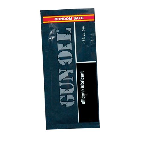 美國Empowered Products*Gun Oil 矽樹脂潤滑液隨身包 (5ml)